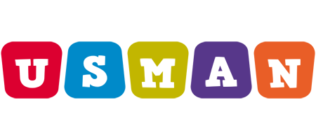 Usman daycare logo