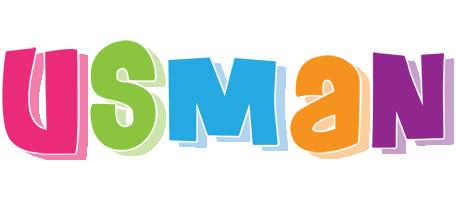 Usman friday logo