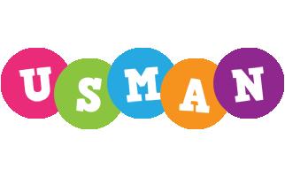 Usman friends logo