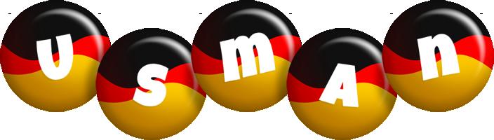 Usman german logo