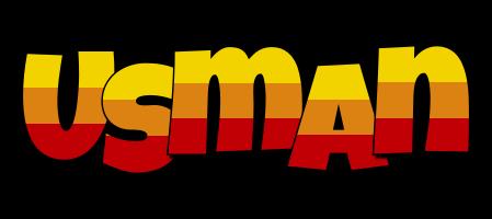 Usman jungle logo