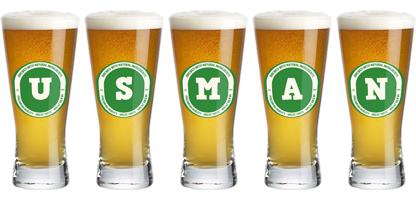 Usman lager logo