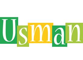 Usman lemonade logo