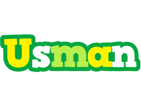 Usman soccer logo
