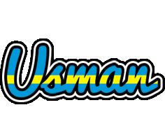 Usman sweden logo