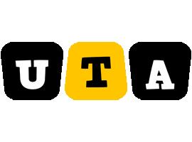 Uta boots logo
