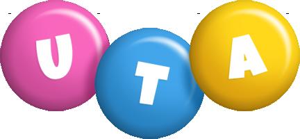 Uta candy logo