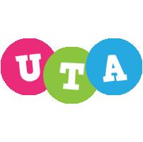 Uta friends logo