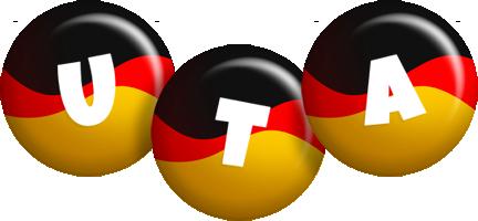 Uta german logo