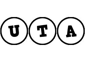 Uta handy logo
