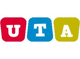 Uta kiddo logo