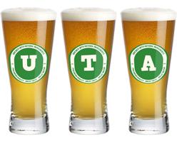 Uta lager logo