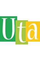 Uta lemonade logo