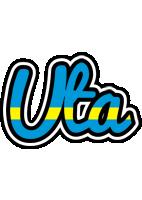 Uta sweden logo