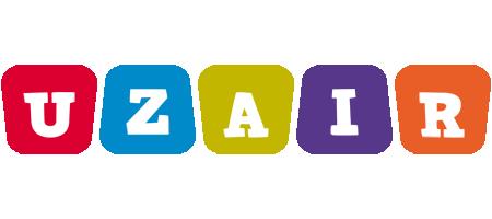 Uzair daycare logo