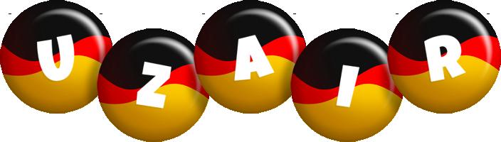 Uzair german logo
