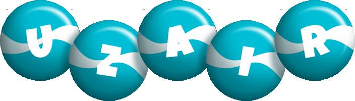 Uzair messi logo