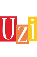 Uzi colors logo