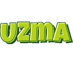 Uzma summer logo