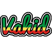Vahid african logo