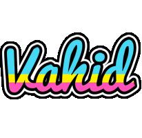Vahid circus logo