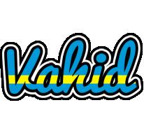 Vahid sweden logo