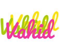 Vahid sweets logo