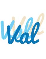 Val breeze logo