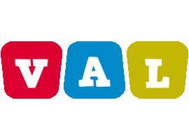 Val daycare logo