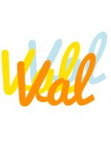 Val energy logo