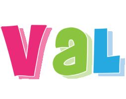 Val friday logo