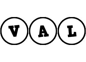 Val handy logo
