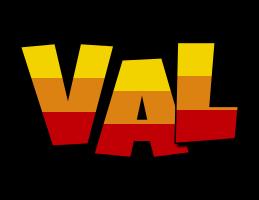 Val jungle logo