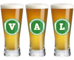 Val lager logo