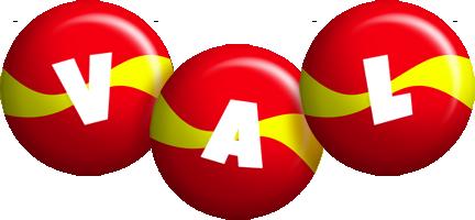 Val spain logo