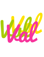 Val sweets logo