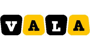 Vala boots logo