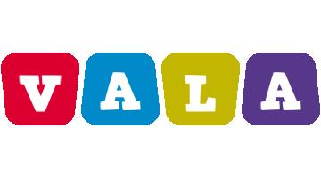 Vala daycare logo