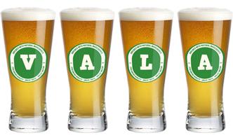 Vala lager logo