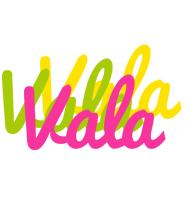 Vala sweets logo