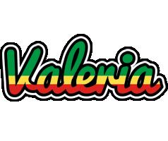 Valeria african logo