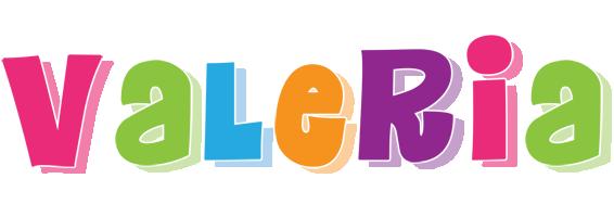 Valeria friday logo