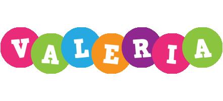 Valeria friends logo
