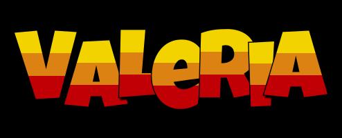 Valeria jungle logo