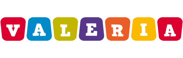 Valeria kiddo logo