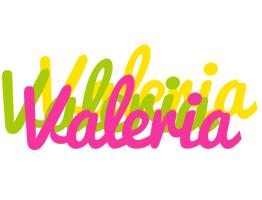 Valeria sweets logo