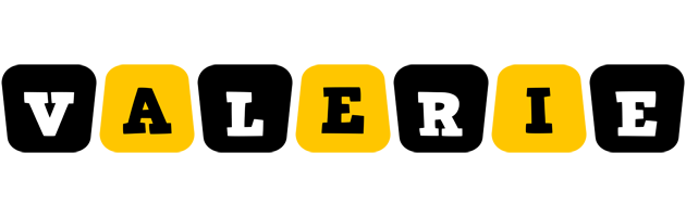 Valerie boots logo