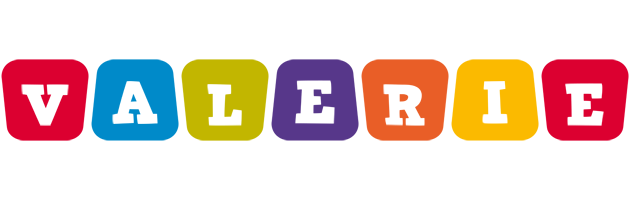 Valerie kiddo logo