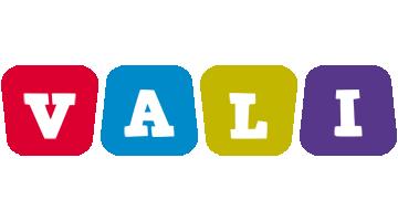 Vali kiddo logo