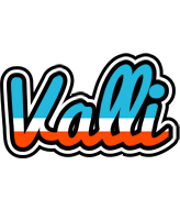 Valli america logo
